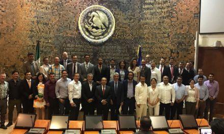 PARTICIPA HIDALGO EN EL 4° ENCUENTRO NACIONAL DE AUTORIDADES DE MOVILIDAD, REALIZADO EN GUADALAJARA