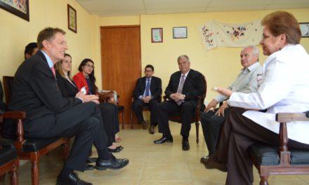 A través de Iniciativa Mérida, la PGJEH recibe equipo tecnológico