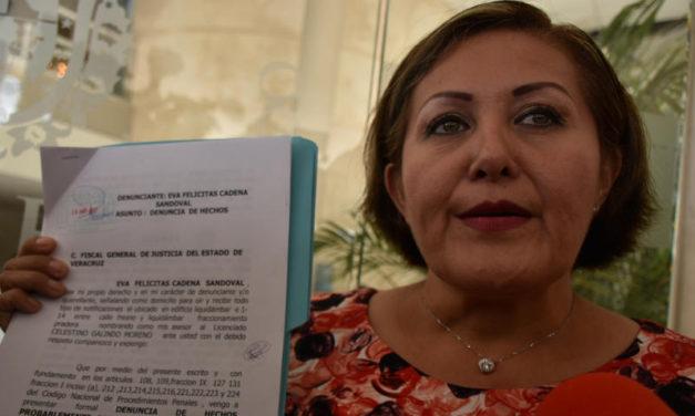 Morena me usó; ocupa recursos ilícitos: Eva Cadena