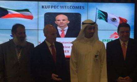 Gira del director general de Pemex por Medio Oriente