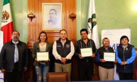 Trabaja Alcaldía Pachuca para erradicar adicciones