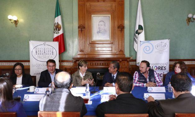 Fortalece Yoli Tellería alianzas estratégicas con el Tecnológico de Pachuca