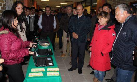 Sayonara Vargas encabezó Inicio de cursos en Unidad Académica de Chapulhuacán