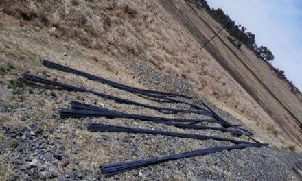 Con oportuno reporte, SSPH frustra Robo de mercancía en ferrocarril