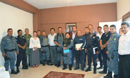 Sensibiliza SSPH a policías de la Sierra Hidalguense en atención a violencia de género