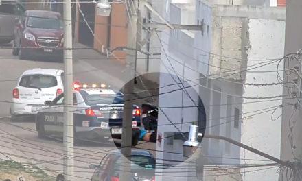 Con apoyo de videoviglancia, individuo detenido por  probables detonaciones de arma en Tulancingo