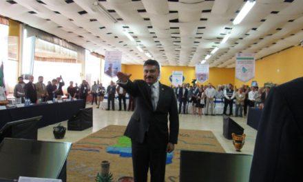 LEONARDO PÉREZ CALVA, PRESIDENTE DEL CONSEJO DE CUENCA DEL VALLE DE MÉXICO