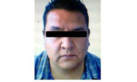 Agentes de la PGJEH aprehendieron a un presunto secuestrador
