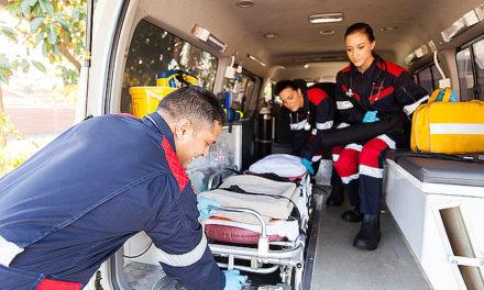 Paramédicos de Policía Estatal reciben certificación  como Técnicos en Urgencias Médicas