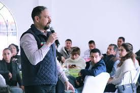 SSPH, PGJEH y Policía Federal capacitan a empresarios de Cuautepec en prevención de delitos