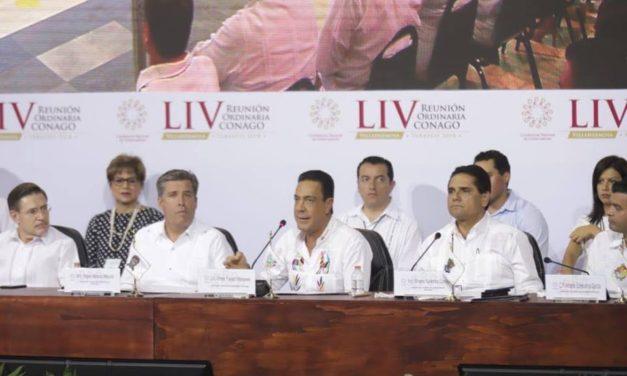 OMAR FAYAD ENCABEZA COMISIÓN DE DESARROLLO ECONÓMICO DE LA CONAGO.