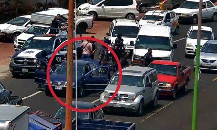 detenidas tres personas por robar mediante asalto una tienda de autoservicio. Napateco, municipio de Tulancingo