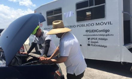 Recuperación de Vehículos Robados en Tianguis de Tulancingo