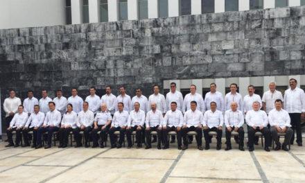 CONFERENCIA NACIONAL DE SECRETARIOS DE SEGURIDAD PÚBLICA 2018