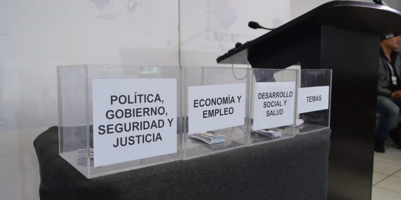 """IEEH REALIZA """"DEBATE POR HIDALGO"""" EN EL DISTRITO 16 TIZAYUCA"""