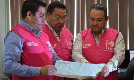 SE REALIZA TERCER SIMULACRO DEL PROGRAMA DE RESULTADOS ELECTORALES PRELIMINARES EN HIDALGO