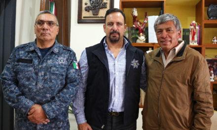 Miguel Ángel Reséndiz García, fungirá como Mando Coordinado, en el cargo de Comisario de Seguridad Pública, Tránsito y Vialidad Municipal de Tizayuca