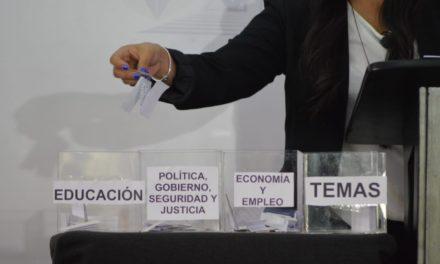 """SE REALIZA """"DEBATE POR HIDALGO"""" EN EL DISTRITO ELECTORAL LOCAL 10 APAN"""