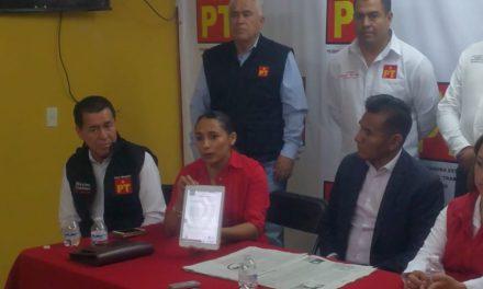 PT no participará en evento de AMLO pero seguirá promoviendo su voto: Pascual Charrez