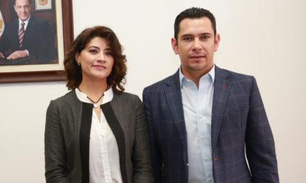 SUBSECRETARIA DE VINCULACIÓN Y SEGUIMIENTO DE LA POLÍTICA PÚBLICA, MTRA. GRISSELL UBILLA