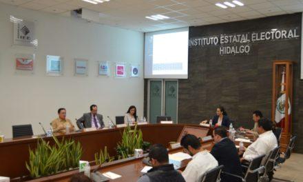 CONCLUYEN CÓMPUTOS EN LOS 18 CONSEJOS DISTRITALES LOCALES DEL IEEH CON EL 65.26% DE PARTICIPACIÓN CIUDADANA