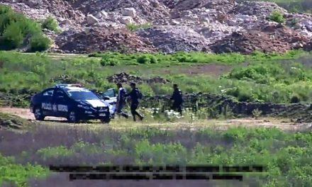 Videovigilancia de la SSPH detecta a presunto delincuente  robando auto; policías lo aseguran en Pachuca