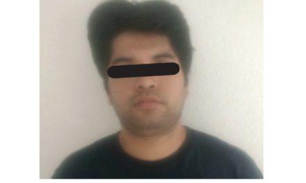 Por el delito de feminicidio, un hombre fue  aprehendido por agentes investigadores
