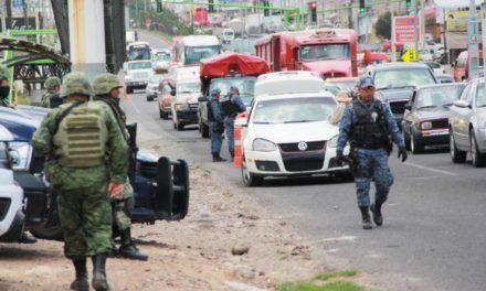 Fuerza Especial Conjunta sigue firme en el  combate al robo de hidrocarburo y delitos en general