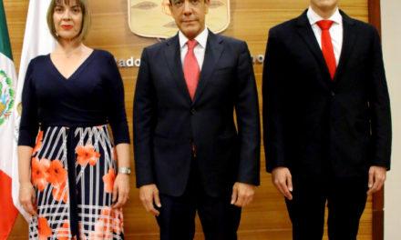 NUEVO NOMBRAMIENTO DEL RESPONSABLE DE CONTRALORÍA SOCIAL DEL GOBIERNO DE HIDALGO