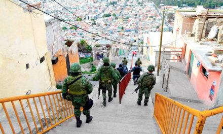 Fuerza Especial Conjunta de Hidalgo, generar mejores condiciones de vida.