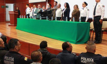 Arranca ciclo de conferencias de proximidad social para policías de Hidalgo
