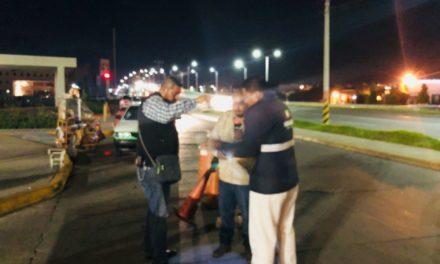 IMPLEMENTA SEMOT TRIPLE OPERATIVO DE TRANSPORTE PÚBLICO EN PACHUCA