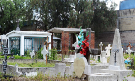 Gobierno municipal de Tepeji implementa acciones para mejora de panteones.