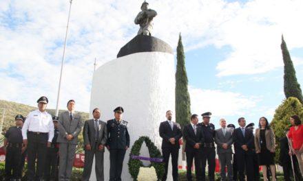 Encabeza Mauricio Delmar ceremonia  por Día Nacional del Bombero
