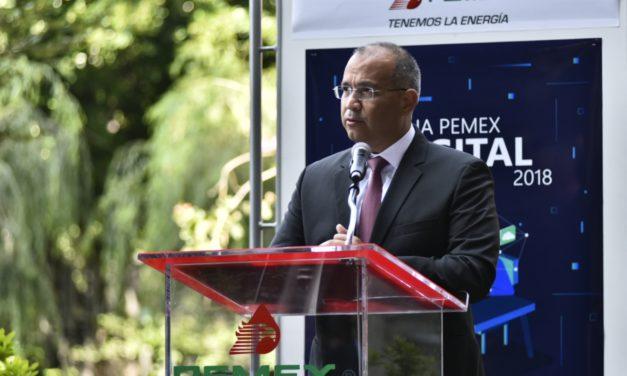 Pemex avanza en su transformación digital para elevar competitividad