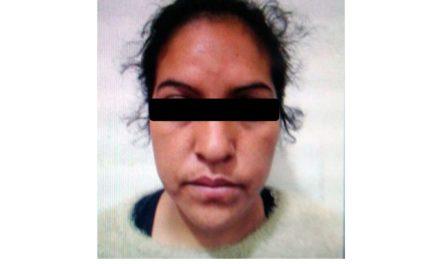 Sentenciada a 11 años 3 meses de prisión por homicidio  cometido en Zempoala