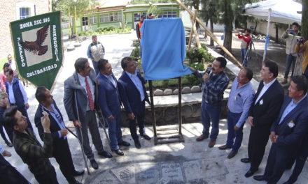 Anuncia Moisés Ramírez Tapia  inversión en infraestructura educativa.