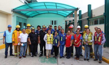Refuerzan la cultura de la prevención en el día nacional de protección civil.