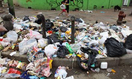 Importante disminuir y  separar  residuos sólidos urbanos.