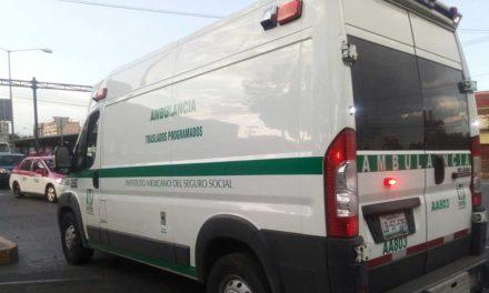 Un total de 1399 traslados han sido realizados por protección civil y bomberos Tepeji.