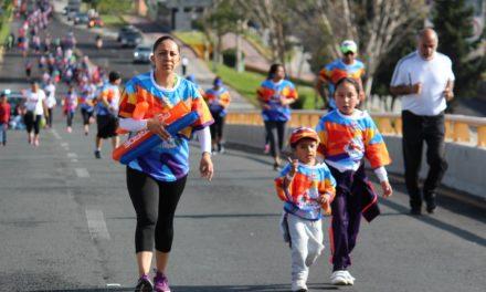 MÁS DE MIL PERSONAS EN CARRERA POR EL 50 ANIVERSARIO DE LOS JUEGOS OLÍMPICOS MÉXICO 68 Y DE LA FERIA SAN FRANCISCO 2018