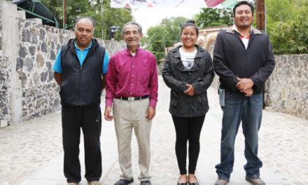 HIDALGO RECIBE MENCIÓN HONORÍFICA EN EL PREMIO NACIONAL DE CONTRALORÍA SOCIAL