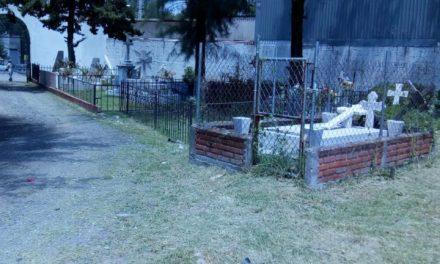 En Tepeji los panteones se encuentran listos para recibir visitas.