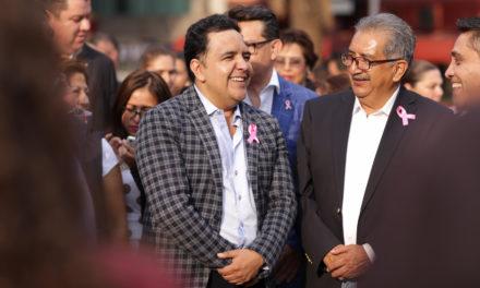 HIDALGO RECIBIÓ ESTAFETA PARA CELEBRAR EL  7° FESTIVAL NACIONAL DEL CONOCIMIENTO