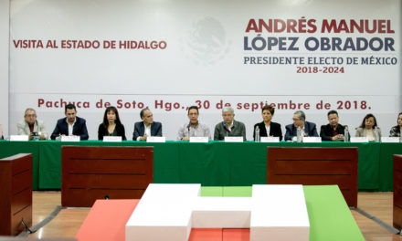 RECONOCE PRESIDENTE ELECTO AMPLIAS COINCIDENCIAS CON OMAR FAYAD