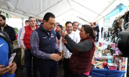 HILDAGO MÁGICO, RECIBE A MILES DE VISITANTES PARA EL FESTEJO DEL XANTOLO