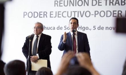 RECONOCE EL PODER LEGISLATIVO VOLUNTAD POLÍTICA, AL SERVICIO DE LOS HIDALGUENSES
