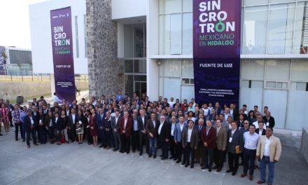 COMUNIDAD MUNDIAL DE SINCROTRONES RESPALDA PROYECTO EN HIDALGO