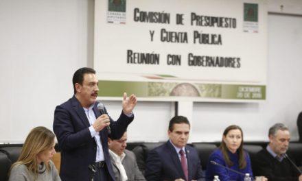LA INTERVENCIÓN DEL GOBERNADOR OMAR FAYAD INDISPENSABLE PARA SOLUCIÓN CON EL MAGISTERIO