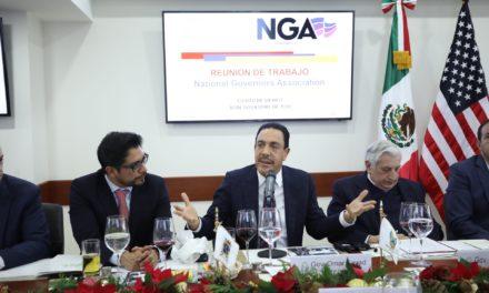 ESTRATEGIA ECONÓMICA CONAGO BUSCA EQUILIBRIO REGIONAL EN MÉXICO: OMAR FAYAD